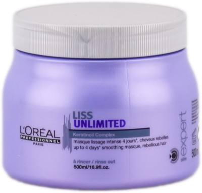 L,Oreal Paris Liss Unlimited Masque Hair Styler