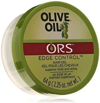 Organic R/S Root Stimulator Olive Oil Edge Control Hair Gel Hair Styler