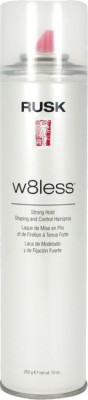 Rusk W8less Strong Hold Shaping And Control Spray Hair Styler