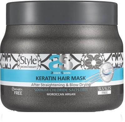 Keratin Style AromaTherapY Mask Hair Styler
