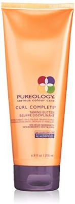 Pureology Curl Complete Taming Butter Hair Cream For Unisex Hair Styler
