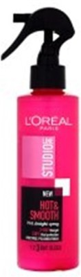L,Oreal Paris Studio Line Hot & Smooth Spray Hair Styler