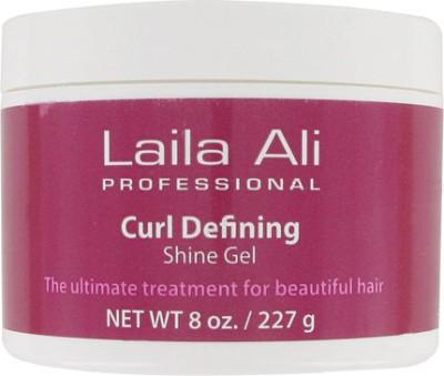 Laila Ali Professional Curl Defining Shine Gel Hair Styler