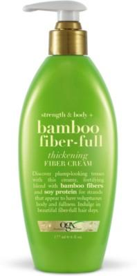 OGX Strength & Body+Bamboo Fiber-Full Thickening Cream Hair Styler