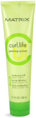 Matrix Curl.Life Defining System Contour Milk Hair Styler