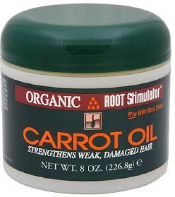 Organic Root Stimulator Carrot Oil Hair Styler
