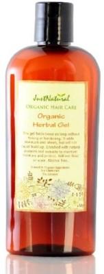 Just Natural Organic Herbal Gel Hair Styler