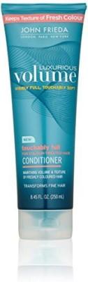 John Frieda Luxurious Volume Touchably Full Hair Conditioner Hair Styler