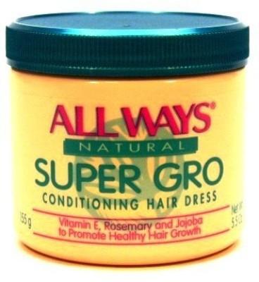 All Ways Super Gro Hairdress Cream Hair Styler