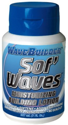 Wavebuilder Soft Waves Moisturizing Building Lotion Hair Styler