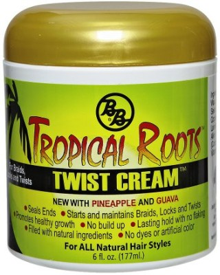 Bronner Brothers Tropical Roots Twist Cream Hair Styler