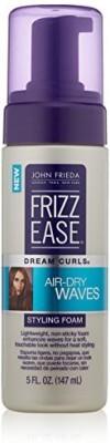 John Frieda Frizz Ease Dream Curls Air Dry Waves Styling Foam Hair Styler