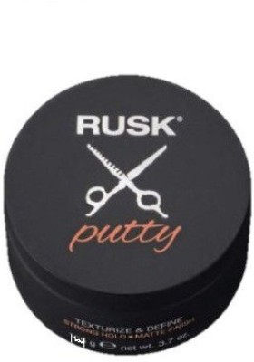 Rusk Styling Putty,Strong Hold Hair Styler