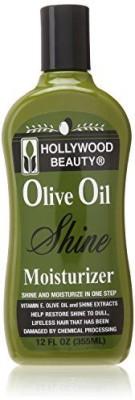 Hollywood Beauty Olive Oil Moist And Shine Moisturizing Hair Lotion Hair Styler