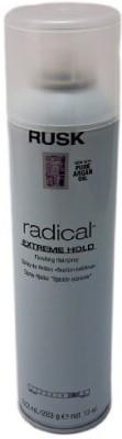 Rusk Radical Extreme Hold Finishing Hairspray Hair Styler