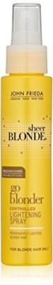 John Frieda Sheer Blonde Go Blonder Controlled Lightening Spray Hair Styler