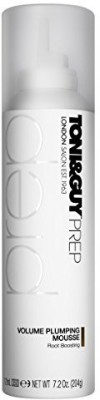 Toni & Guy Toni&Guy Prep Volume Plumping Mousse Hair Styler