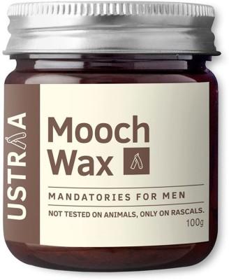 Ustraa By Happily Unmarried Mooch Wax - Hair styling Gel Hair Styler