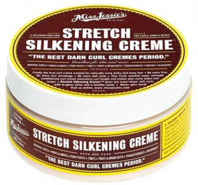 Miss Jessies Stretch Silkening Cr?me Hair Styler