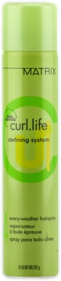 Matrix Curl Life All Weather Spray Hair Styler