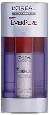 L,Oreal Paris EverPure Shine Serum Hair Styler