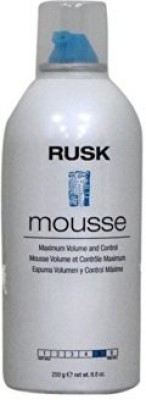 Rusk Mousse Maximum Volume And Control Hair Styler