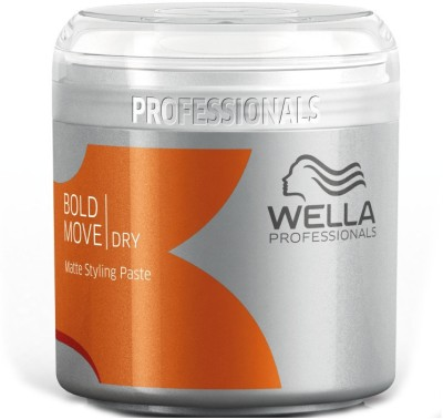 Wella Professionals Bold Move Matte Styling Paste 150ml Hair Styler