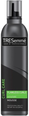 TRESemme Care Mousse Flawless Curl Extra-Hold Hair Styler
