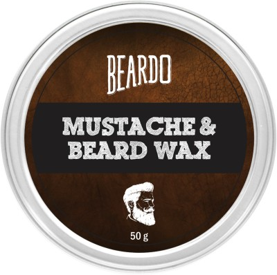 Beardo Beard & Mustache Wax For Styling The Hair Styler