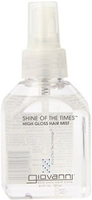 Giovanni Cosmetics Silicone Finishing Mist Shine Of The Times Container Hair Styler
