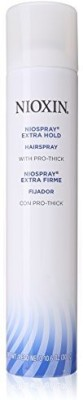 Nioxin Niospray Extra Hold With Pro Thick For Unisex Hair Styler