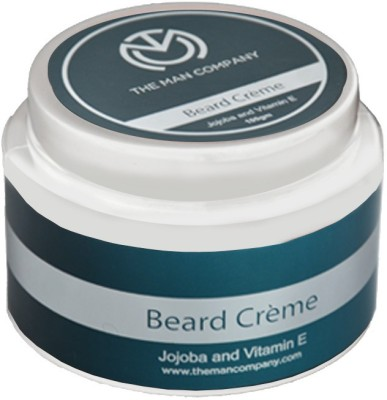 The Man Company Beard Creme with Jojoba and Vitamin E Essential Oils Hair Styler at flipkart