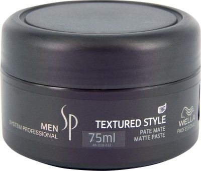 Wella Professionals System Professional Men Texture Style Pate Mate Paste Hair Styler