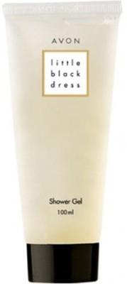 Avon Little Black Dress Shower Gel (100 ml) Hair Styler