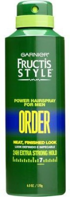 Garnier Fructis Style Order Power Hair Spray Hair Styler
