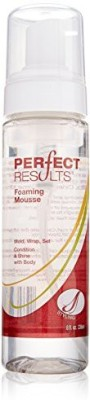 Perfect Results Professional Foaming Mousse Hair Styler