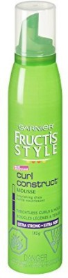 Garnier Fructis Style Curl Construct Mousse Hair Styler