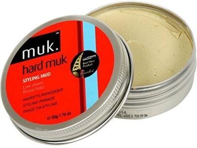 Muk Haircare Hard Brutal Hold Mud Hair Styler