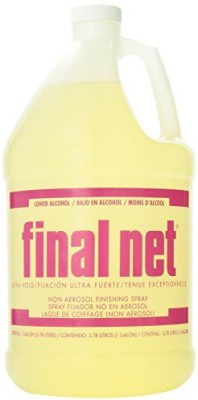 Seabreeze Final Net Ultra Hold Hair Spray Gallon Hair Styler