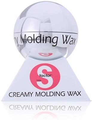 TIGI S Factor Creamy Mold Wax For Unisex Hair Styler