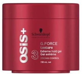 Schwarzkopf Osis G.Force Texture Strong Styling Gel Hair Styler