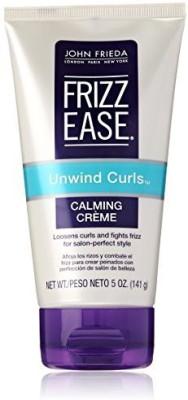 John Frieda Frizz Ease Unwind Curl Calming Creme Hair Styler