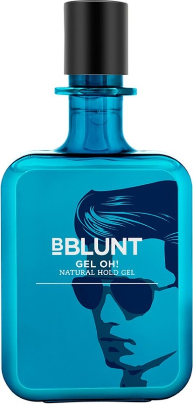 B Blunt Gel Oh! Natural Hold Gel Hair Styler