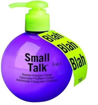 TIGI Small Talk For Thickifier Energizer And Styler Hair Styler