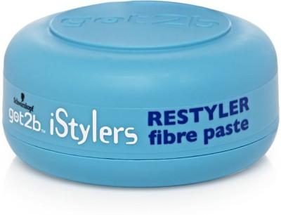 Schwarzkopf Professional Got2b Restyler Fibre Paste Hair Styler