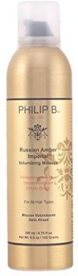 PHILIP B Russian Amber Imperial Volumizing Mousse Hair Styler
