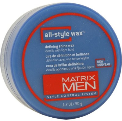 Matrix Men All-Style Wax For Men Hair Styler