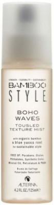 Alterna Bamboo Style Boho Waves Tousled Texture Mist For Unisex Hair Styler