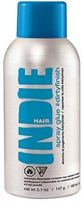 Indie Hair Dirty Finish Spray Glue Hair Styler