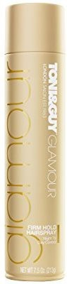 Toni & Guy Toni&Guy Glamour Firm Hold Hairspray Hair Styler